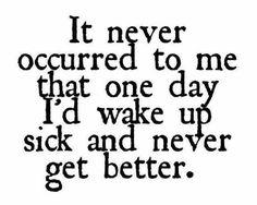 "Sadly, even the ""chronic"" part of Chronic illness, Chronic Pain and Chronic Fatigue is completely misunderstood. Psoriatic Arthritis, Ulcerative Colitis, Autoimmune Disease, Arthritis Remedies, Crohn's Disease, Thyroid Disease, Hypothyroidism, Graves Disease, Feelings"