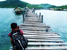 Traveling Morion   Let's explore 7107 Islands: Morion's PhotoTravel Diaries  Crossing the Country's Longest Wooden Bridge Mindanao, Call Backs, More Photos, Philippines, Travel Photography, Bridge, Let It Be, Explore, Country