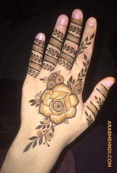 50 Most beautiful Banarsi Mehndi Design (Banarsi Henna Design) that you can apply on your Beautiful Hands and Body in daily life. Dubai Mehendi Designs, Floral Henna Designs, Finger Henna Designs, Henna Tattoo Designs Simple, Stylish Mehndi Designs, Latest Bridal Mehndi Designs, Full Hand Mehndi Designs, Henna Art Designs, Mehndi Designs For Beginners