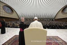 Spe Deus: Resumo Audiência geral do Papa