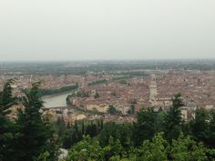 Verona from above...2