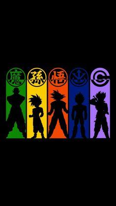 ball z # saiyan Logo Anime, Badass Drawings, Manga Dragon, Pokemon, Dbz Characters, Cute Couple Art, Anime Artwork, Animes Wallpapers, Fan Art