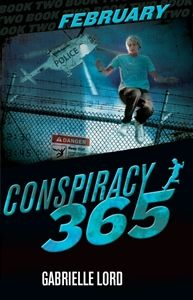 Conspiracy 365 February - Book 2 in the exciting adventure series for young adults!