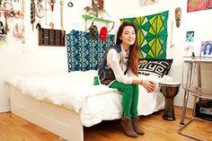 Tour Style Blogger Annie Choi's Brooklyn Apartment | Teen Vogue
