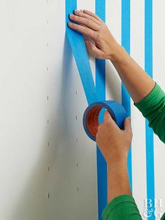 9 Best Painting Images Stripes On Walls Tape Wall Art