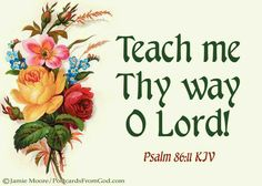 Psalm 86: 11