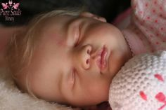 Amazingly Reborn baby girl Kate by Marissa May by PureSoulsNursery