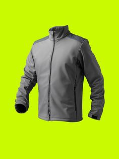 """""""Outdoor"""" - Men - SOFTSHELL JACKET - To The Fit"""