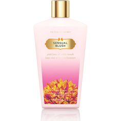 Indulge in Sensual Blush, a tempting blend of pink lotus & sultry woods. This fast-absorbing body lotion from our VS Fantasies collection contains nourishing al...