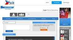 """Plataforma virtual """"Chile País Emprendedor"""" - Perfil de usuario en el cual puede publicar productos y servicios -  SERCOTEC."""