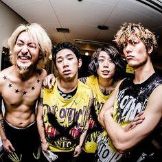 いいね!17.2千件、コメント286件 ― TORU  ONE OK ROCKさん(@toru_10969)のInstagramアカウント: 「Nagoya  @cazrowaoki」