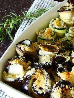 involtini vegetariani di zucchine e melanzane – Viaggiare come mangiare