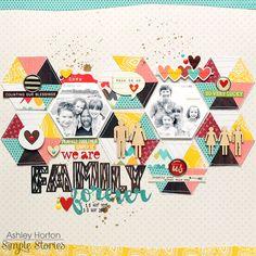 Ashley Horton Designs: Simple Stories | Pin It & Create It!