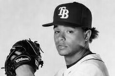Chris Archer -- love this kid!