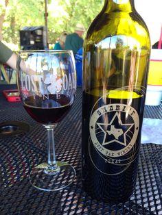 Lost Oak Winery Sheriff 100% Texas Shiraz #Txwine