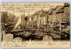 Koenigsberg Kaliningrad Oberer Fischmarkt de.picclick.com