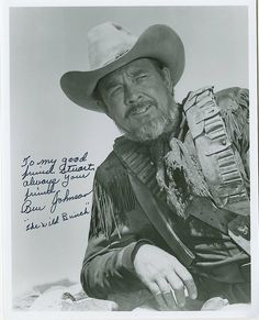 1969 (The Wild Bunch).....Hollywood actor(Ben Johnson) starred in early bloody cowboy film.