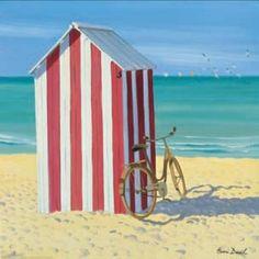Cabine de plage #escalesparis