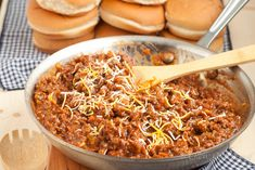 These sloppy joes are hearty, full of flavor, and a surefire crowd-pleaser. In less than an hour, this easy sloppy joe recipe is an all-time favorite meal!