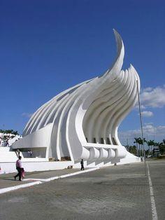 La Concha Acústica, Managua - Nicaragua