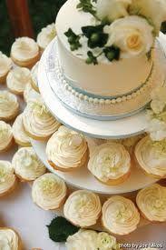A cupcake wedding cake?? Yes. Yes I think so.