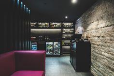 BARBACOA restaurant & bar by Dekart Studio, Odessa - Ukraine