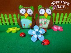 Sweet Art by Ros: My little Farm