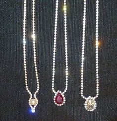 I just listed Jewelry Rhinestone Chain Necklaces on The CraftStar @TheCraftStar #uniquegifts