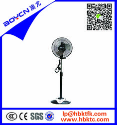 AOYCN 2017 hot sale factory product large airflow stand floor fan