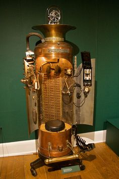 http://www.bing.com/images/search?q=steampunk machinery
