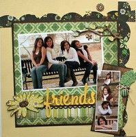 A Project by LLLan from our Scrapbooking Gallery originally submitted 03/03/10 at 03:31 PM