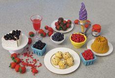 https://flic.kr/p/97y6cZ | Berries | strawberries, blackberries, cranberries, raspberries, blueberry muffins, chocolate dipped strawberries, cranberry bundt cake, blackberry ice cream, strawberry jam, kir imperial, blueberry cheesecake