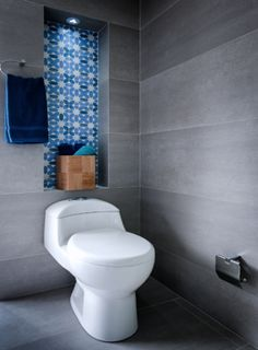 ¿Qué tal este toque para tu baño? #CoronaInspira