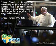 World Youth Day  #WYD2013