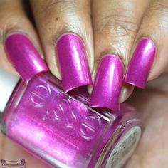 Trends Nails for january 2018 – gel nails Essie Colors, Gel Nails, Nail Polish, Nails 2018, My Crazy, Trendy Nails, Jamaica, Swatch, January 2018