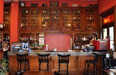Bar Estaño - Barrio de La Boca, Buenos Aires, Argentina
