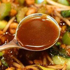 Spicy Stir-Fry Sauce