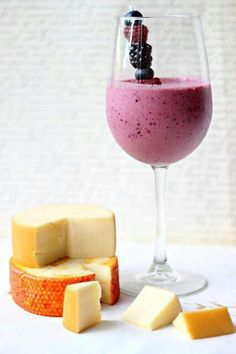 Red wine smoothie-I need to try this!!!