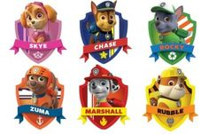 Paw Patrol personajes imagenes