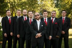 Groomsmen/Groom/Groomsmen Suits/Styles For The Guys « Wedding Ideas, Top Wedding Blog's, Wedding Trends 2014 – David Tutera's It's a Bride's Life
