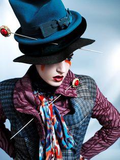 Photo: Armin Morbach | Makeup: Loni Baur
