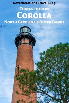 Explore the Outer Banks' northern end. Here are the best things to do in Corolla North Carolina! Travel guide for what to see and restaurants in Corolla NC. Canada Travel, Travel Usa, Corolla North Carolina, Visit Nc, Stuff To Do, Things To Do, Us Destinations, Road Trip Usa, United States Travel