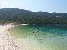 Kefalonia, Antisamos Beach