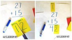 25 Ways to Use Sticky Notes in the Classroom - WeAreTeachers Reading Jobs, Math Classroom, Maths, Future Classroom, Classroom Ideas, Math Coach, Math Talk, Teacher Hacks, Teacher Stuff