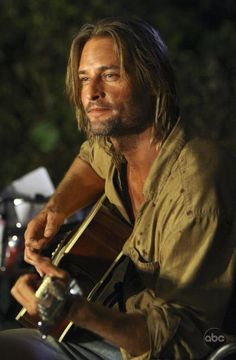 sensual-intelligence.ca : Josh Holloway!!! So hot I actually had to find out if he was married.