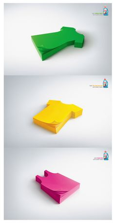 Persil Color Gel: Keep Color with Every Wash Print Ad