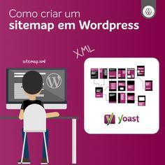 Saiba como criar o seu sitemap em Wordpress da melhor forma. Sitemap, 257, Wordpress, Family Guy, Fictional Characters, Question Mark, Shape, Verses, Fantasy Characters