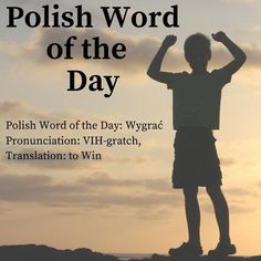 BONUS Word #win #wygrać #PWOTD #PolishWordoftheDay #Poland #Polish #Polska #LearnPolish #Polandbymail