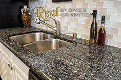 Customizing Stone for Sinks and Drain Boards | Lifestyle Stone
