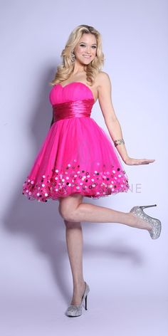 whatgoesgoodwith.com dark pink dress (26) #cuteoutfits